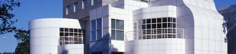 Des Moines Art Center Richard Meier building Photography © Cameron Campbell