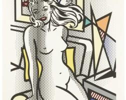 42. Roy Lichtenstein