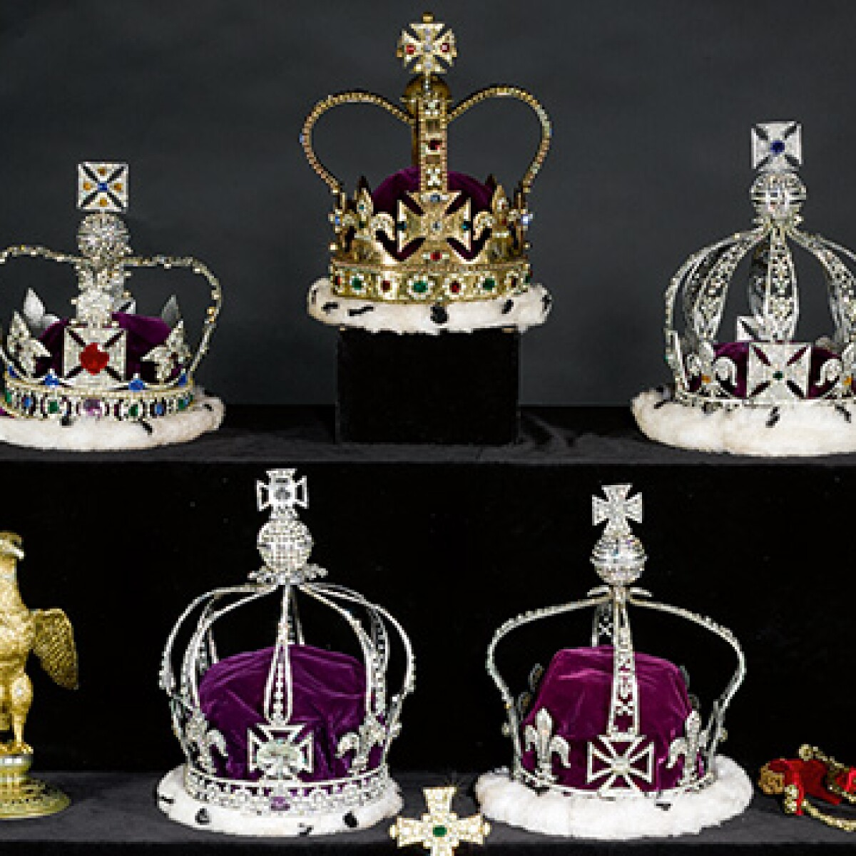 How Replica Crown Jewels Helped Shape the Modern Monarchy | House