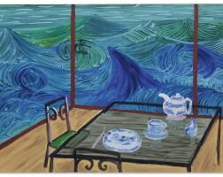 38. David Hockney