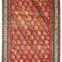 62. a qashqa'i carpet, southwest persia