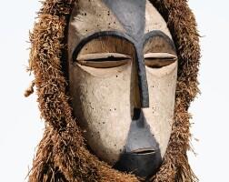 81. masque, galwa, gabon |