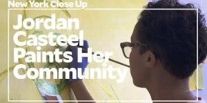 "Jordan Casteel Paints Her Community | Art21 ""New York Close Up"""