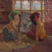 1106. 勒邁耶 | 中國畫