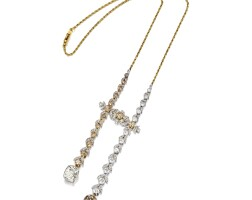 1729. 鑽石項鏈
