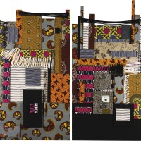 6. ibrahim mahama | untitled (in two parts)