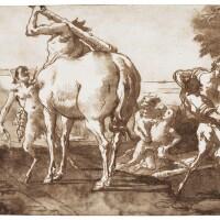 58. Giovanni Domenico Tiepolo