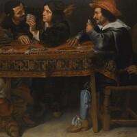 163. Follower of Michelangelo Merisi called Caravaggio