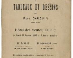 26. [Gauguin, Paul]