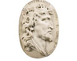 409. attributed to giovanni bonazza (1654-1736) italian, padua, early 18th century