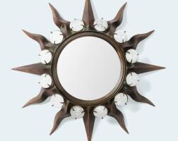 4. mark brazier-jones | zodiac convex mirror