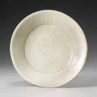 36. a finelycarved 'ding' dish song dynasty