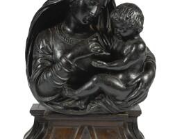 504. after a model by donato di niccolò di betto bardi, calleddonatello (1386-1466) italian, probably florence, 19th century