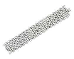 5. 鑽石手鏈, 格拉芙(graff)