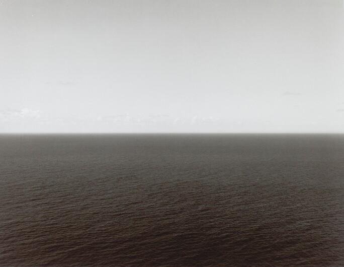 Hiroshi Sugimoto Time Exposed Seascape