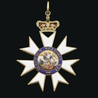 17. great britain, the most distinguished order of saint michael and saint george |
