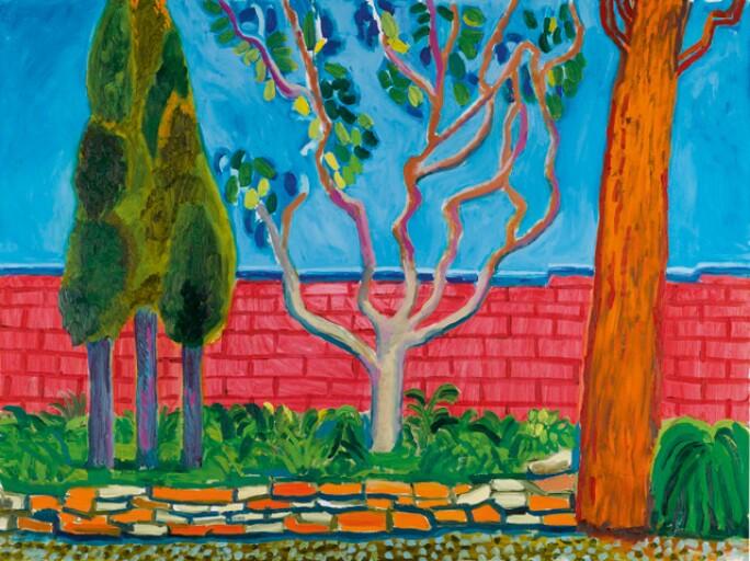 David Hockney Tradition Reimagined Contemporary Art Sotheby S
