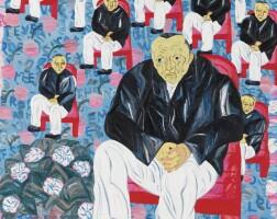 39. arpita singh | men sitting, men standing