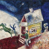 2. Marc Chagall