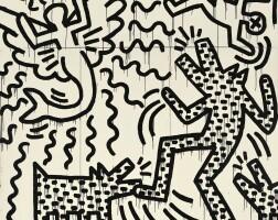 1043. Keith Haring