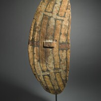 9. a rainforest shield, balan bigin, north east queensland circa 1900 |