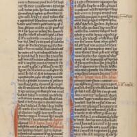 12. bible. new testament. latin