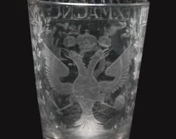 416. a glass beaker