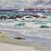 120. Francis Campbell Boileau Cadell, R.S.A., R.S.W.