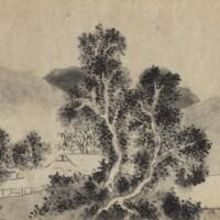 847. Attributed to Wen Zhengming