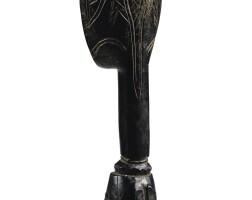 25. cuiller, dan, côte d'ivoire |