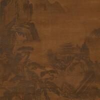 2603. 佚名(清) | 林泉文會圖