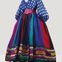 172. christian lacroix haute couture, printemps-été 1988