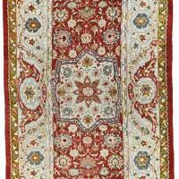 150. a ziegler mahal carpet, northwest persia