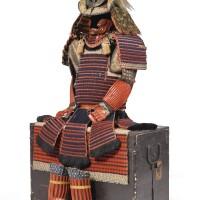 11. a nimai-dō gusoku[armour] edo period, 18th - 19th century |